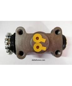 Cilindro de Freno Trasero Izquierdo tubo-tubo
